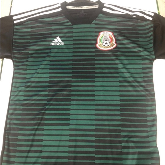 Mexico Pre Match Training Jersey